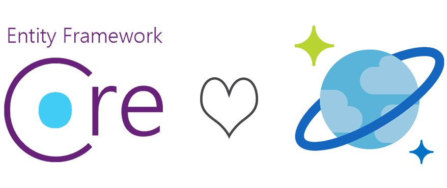 Entity Framework Core and CosmosDb Provider